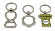 das atelier-weiden Metall-Schlüsselanhänger