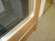 登録したLow-E複層ガラス入り木製内窓