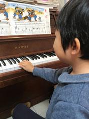 ピアノ教室の写真