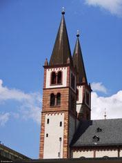 Kiliansdom, Würzburg