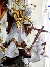 Hl. Johann Nepomuk - Kloster Andechs