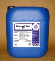 Mincool Run 37, Noma Chemie, Industriereiniger, Kuehlschmierstoffel