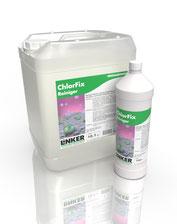 Chlor-Fixreiniger_Linker Chemie-Group, Reinigungschemie, Reinigungsmittel, Desinfektionsmittel, Desinfektionsreiniger