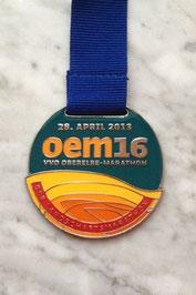 2013 Oberelbe Marathon von Udo