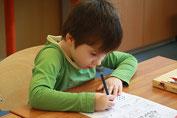 Un bilan scolaire permet de savoir où en est l'enfant