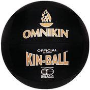 Ballon officiel de kin-ball noir. Achetez votre ballon de kinball pas cher.