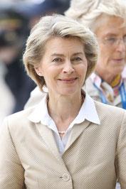 Dr. Ursula von der Leyen ist die Schirmherrin der DJM Aachen 2017.