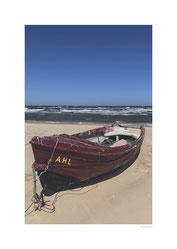 Fischerboot Usedom