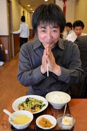 中華料理店の女性スタッフはキジキジが言う通り可愛かったです