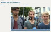 Fête 2015 Weilburg Video-Ausschnitt  mittelhessen.de