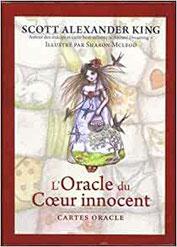 L'oracle du coeur innocent, Pierres de Lumière, tarots, lithothérpie, bien-être, ésotérisme