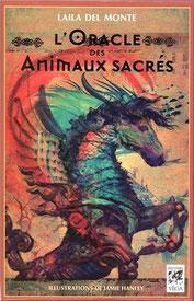 L'Oracle des animaux sacrésL'Oracle des animaux sacrés, Pierres de Lumière, tarots, lithothérpie, bien-être, ésotérisme