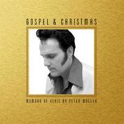 Elvis Imitator Show Schweiz  Peter Müller Gospel CD