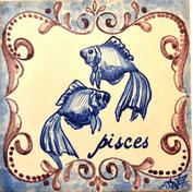 Sternzeichen: Fische 20.2.-20.3., Art.-Nr.: AZ-Fische