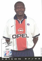 TOKO Nambatingue  97-98