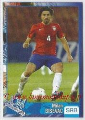 N° 155 - Milan BISEVAC (2011-12, PSG > 2013, Serbie)