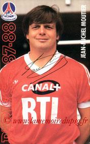 MOUTIER Jean Michel  87-88