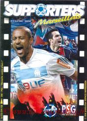 Revue  Marseille-PSG  2004-05