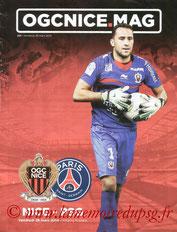 Programme  Nice-PSG  2013-14