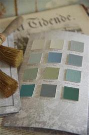 Les outils & les produits indispensables de la gamme Vintage Paint de Jeanne d'Arc Living