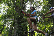 Athica Canopy Tour and Tarzan Swing