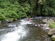 Tubing Rio Arenal