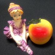 一個目のリンゴ