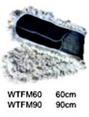 WTFM60, WTFM90 Funda Mop Súper Resistente. Medidas: 60 cm y 90 cm. Wonderfultools