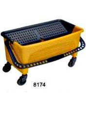 8174. Cubeta Exprimidora para Microfibra Rectangular. Wonderfultools
