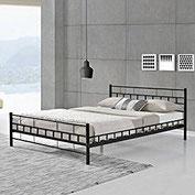 gutes bestes Metall Bett kaufen billig guenstig test tipps erfahrungen meinungen vergleich online bestellen sparen schnaeppchen
