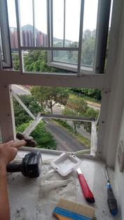 屯門裝修 - 安裝窗口式冷氣