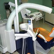 Quecksilberdampf-Absaugung bei der sicheren Amalgam-Entfernung