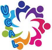 logo de l'ucal, lezay 79120 association commerçant artisan par e-cime.fr