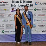 Miss & Mr. Nürnberg