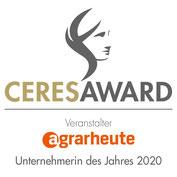 Andrea Göhring war mit ihrer Tiergestützten Arbeit Finalistin beim CERESAWARD 2020