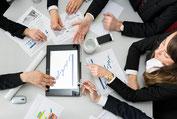 Projektmanagement Prozessmanagement Business Meeting Projekt Berater Automotive Koordination IT Management