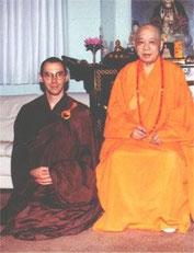 Chuan Zhi  mit  Jy Din Shakya
