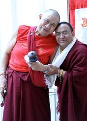 Garchen & Lama Kunsang