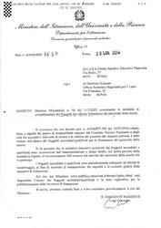 Il Documento Ufficiale