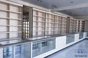 mostradores de farmacia, muebles para farmacia, vitrinas para farmacia
