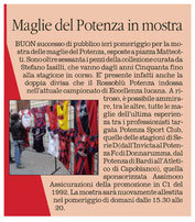 Quotidiano della Basilicata - 29/12/2013