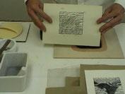 木版画作り方