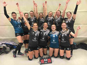 DSC-Damen-2 nach 3:0-Erfolg im letztem Liga-Spiel 2018/19