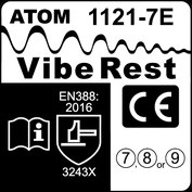 1121-7BE VibeRest CE mark