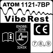 1121-7BE VibeRest CE mark