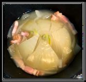 絶品!玉ねぎスープ
