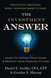 Financial advisor financial planner Memphis dentists business owner fiduciary fee-only CPA CFP free book the investment answer