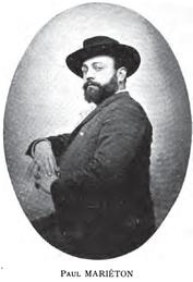 Paul Mariéton et Nietzsche
