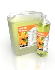 MultiTec Orange _Linker Chemie-Group, Reinigungschemie, Reinigungsmittel, Sanitärreiniger, Bäderreiniger, Putzmittel, Toilettenputzmittel, Reinigung Bad