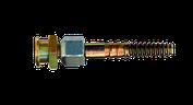 Schlauchpacker 8mm mit Flachkopfnippel